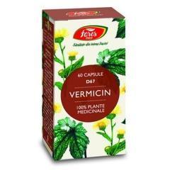 VERMICIN FORTE—cps moi, 40 BUC