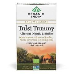 CEAI TULSI TUMMY (digestiv) 18dz ORGANIC INDIA