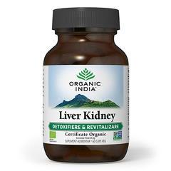 LIVER & KIDNEY 60cps ORGANIC INDIA