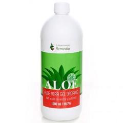 Aloe Vera Gel Ecologic 99.7%, 1000 ml, Laboratoarele Remedia