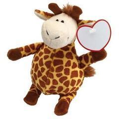Girafă de pluș RAFFI