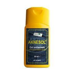 AKNESOL GEL ANTIACNEIC 60ML