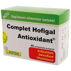 COMPLET ANTIOXIDANT 40CPR