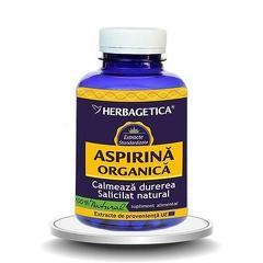 ASPIRINA ORGANICA 30CPS