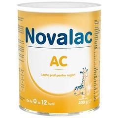 Lapte praf Novalac AC 400gr