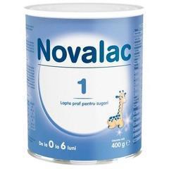 Lapte praf Novalac 1 400 gr