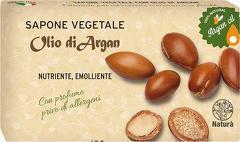 Sapun vegetal cu ulei de argan  100 g La Dispensa