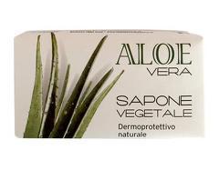 Sapun vegetal cu gel de Aloe Vera  La Dispensa  145 gr