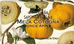 Sapun vegetal cu gutui Florinda  100 g La Dispensa