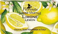 Sapun vegetal cu lamaie Florinda  100 g La Dispensa