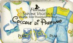 Sapun vegetal cu pere Florinda  100 g La Dispensa