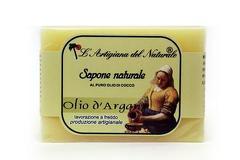 Sapun natural cu ulei de argan si ulei de cocos  100 g Laboratorio Naturale