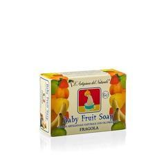 Sapun natural Strawberry pentru copii   100 g Laboratorio Naturale