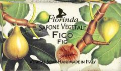 Sapun vegetal cu smochine Florinda  100 g La Dispensa