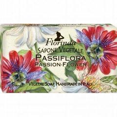 Sapun vegetal cu floarea pasiunii Florinda  100 g La Dispensa