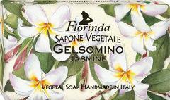 Sapun vegetal cu iasomie Florinda  100 g La Dispensa