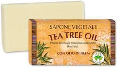 Sapun vegetal  Tea Tree Oil  100 g La Dispensa