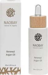 Ulei de argan BIO regenerant si nutritiv  Naobay  30 ml