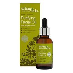 Ulei  facial pentru ten gras  Purifying - Urban Veda  30 ml