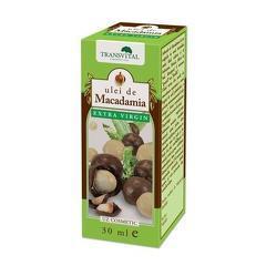 Ulei de macadamia extra virgin, 30ml