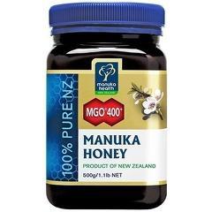 Mierea de Manuka MGO 400+ 500gr