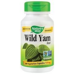 Wild Yam 425mg 100 capsule vegetale