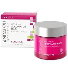 1000 Roses Rosewater Mask 50ml