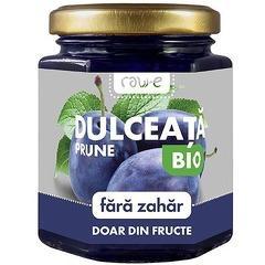 Dulceata de prune fara zahar, bio, 200g
