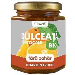 Dulceata de portocale fără zahar, bio, 200g