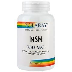MSM 750mg 90 capsule vegetale