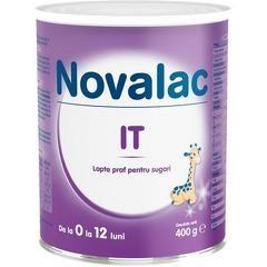 Lapte praf Novalac IT 400 Gr