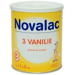 Lapte praf Novalac 3 400 gr