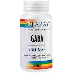 Gaba 750 mg 60 tablete Secom