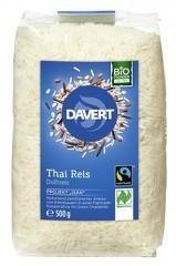 Orez Thai alb bio 500g Naturland Fairtrade DAVERT