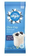 Chia cup cocos bio 43g DAVERT