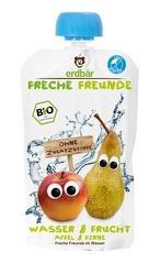Bautura Apa & Fructe cu mere si pere bio 200ml