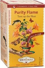 Ceai Shotimaa Elements - Purity Flame bio 16dz
