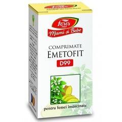 EMETOFIT (MAMI SI BEBE), COMPRIMATE 60 BUC