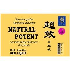 NATURAL POTENT 6*10ML
