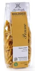 Penne din teff bio fara gluten 250g Marchesato