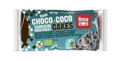 Rondele din hrisca expandata cu ciocolata si cocos bio 90g