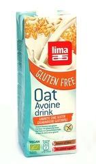 Lapte de ovaz fara gluten bio 1L