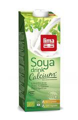 Lapte de soia cu calciu bio 1L