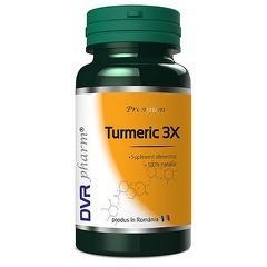 TURMERIC 3X 60CPS
