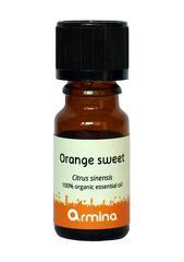Ulei esential de portocala dulce (citrus sinensis) bio 10ml
