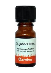 Ulei esential de sunatoare (hypericum perforatum) in ulei de  migdale bio 10ml