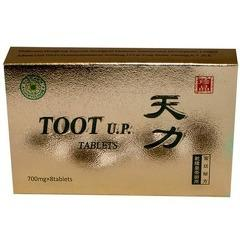 Toot U.P. 700 mg 8 tablete