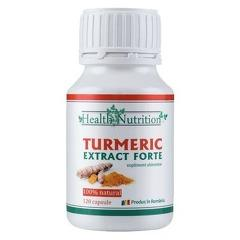 TURMERIC EXTRACT FORTE 100% natural, 120 capsule