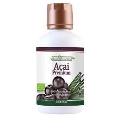 Acai Premium 100% natural, Bio, 475 ml