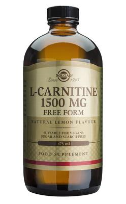 L-Carnitine 1500mg 473ml